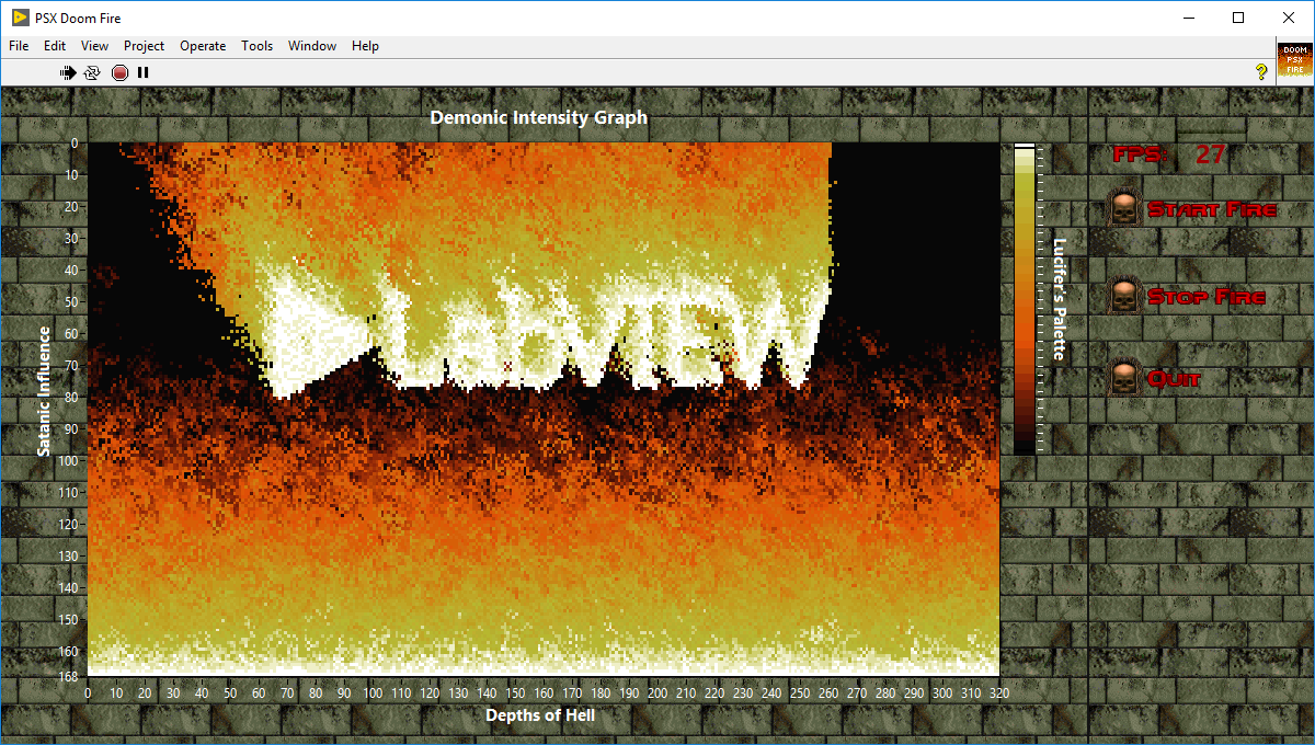 LabVIEW crashes fuel my fire.